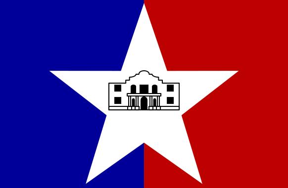 San Antonio SEO Flag