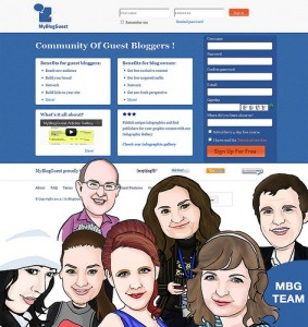 MBG home page